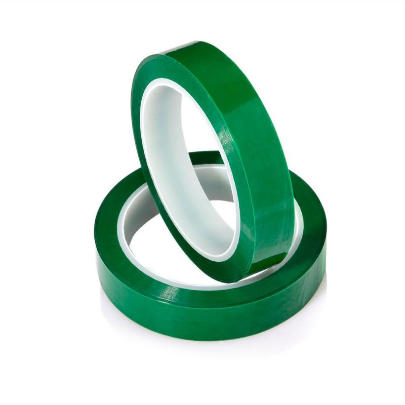 绿色终止胶带